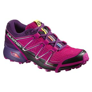 Salomon Speedcross Vario Deep Dalhia / Black / Cosmic Purple