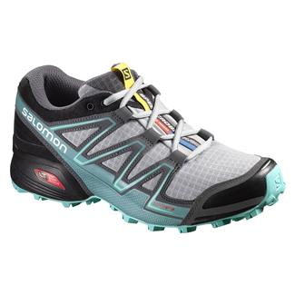 Salomon Speedcross Vario Light Onix / Black / Bubble Blue