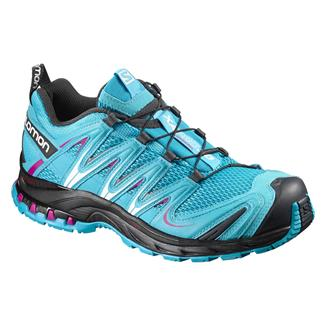 Salomon XA Pro 3D Blue Jay / Black / Deep Dalhia