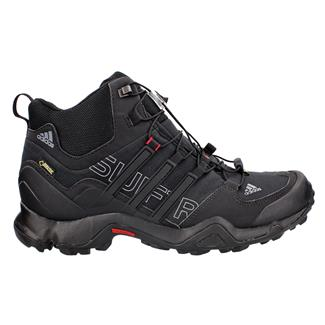 Adidas Terrex Swift R Mid GTX Black / Vista Gray / Power Red