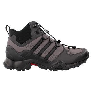 Adidas Terrex Swift R Mid Granite / Black / Shadow Black