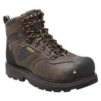 Keen Utility Tacoma WP CT Cascade Brown / Tawny Olive