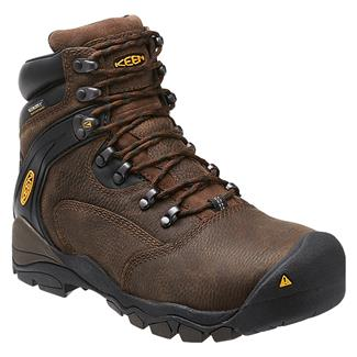 "Keen Utility 6"" Louisville WP ST Cascade Brown"