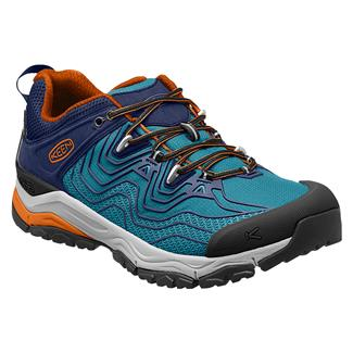 Keen Aphlex WP Dress Blue / Burnt Orchre