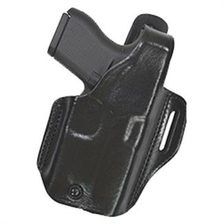 Gould & Goodrich Gold Line Low Profile Belt Slide Holster