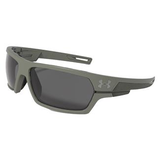 Under Armour Battlewrap Satin Rough Green (frame) - Gray (lens)
