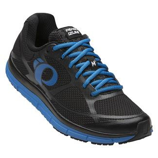 Pearl Izumi Road M2 v3 Black / Fountain Blue