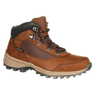 "Rocky 5"" Stratum WP Brown"