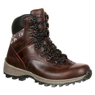 "Rocky 7"" Stratum WP Brown / Camo"
