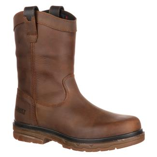 """Rocky 10"""" Elements Shale ST Brown"""