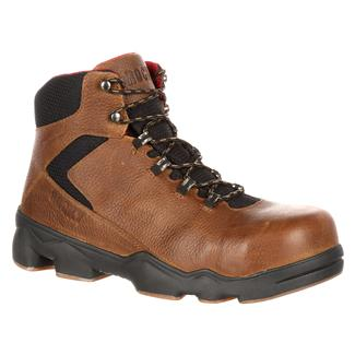 "Rocky 6"" Mobilite LT CT WP Brown"