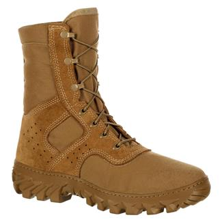 """Rocky 8"""" Jungle Boot Coyote Brown"""