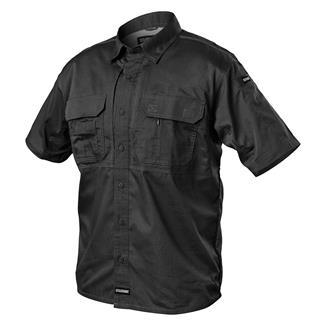 Blackhawk Shorts Sleeve Pursuit Shirt Black