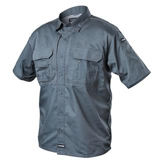Blackhawk Shorts Sleeve Pursuit Shirt Steel