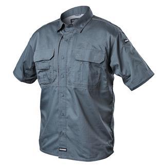 Blackhawk Shorts Sleeve Pursuit Shirt Steel