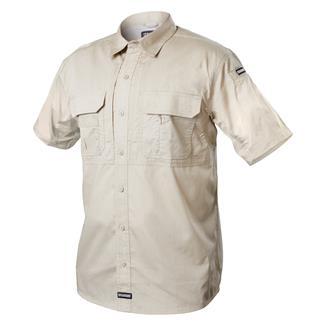 Blackhawk Shorts Sleeve Pursuit Shirt Stone