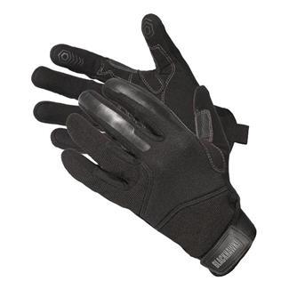 Blackhawk CRG1 Cut Resistant Patrol Gloves w/Kevlar Black