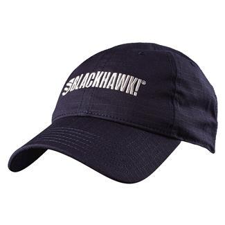 Blackhawk Logo Cap Navy