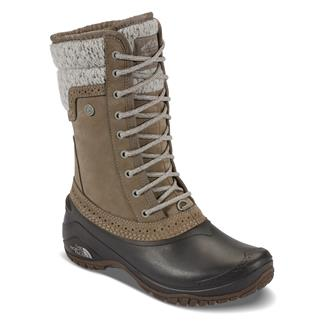 The North Face Shellista II Mid 200G Split Rock Brown / Dove Gray