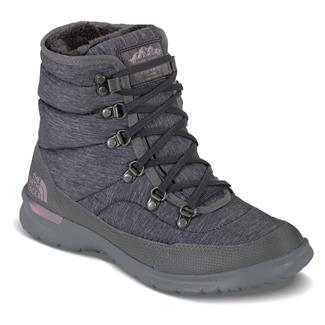 The North Face ThermoBall II Lace Phantom Gray Heather Print / Quail Gray