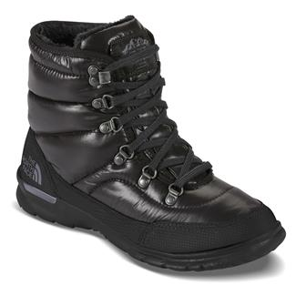 The North Face ThermoBall II Lace Shiny TNF Black / Iron Gate Gray