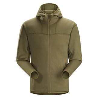 Arc'teryx LEAF Naga Hoodie Full Zip Crocodile