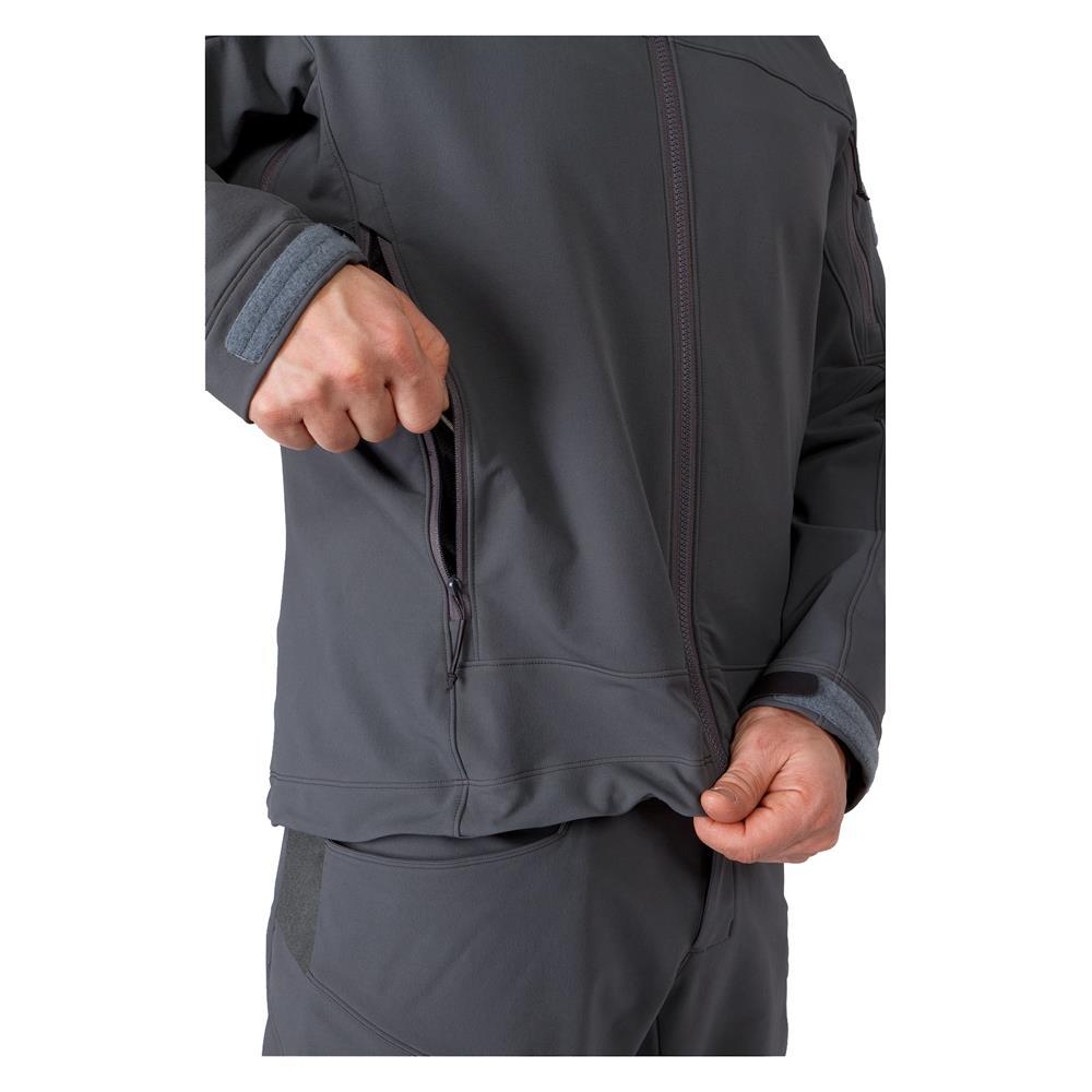 Men S Arc Teryx Leaf Drac Jacket Tacticalgear Com
