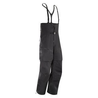 Arc'teryx LEAF Alpha Bib Pants (Gen 2) Black