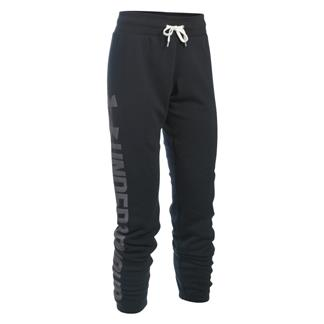 Under Armour ColdGear Favorite Fleece Pants Black / White
