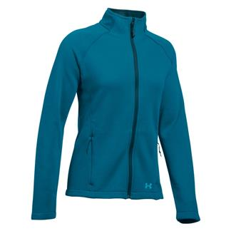 Under Armour ColdGear Granite Peacock / Nova Teal / Aqua Falls