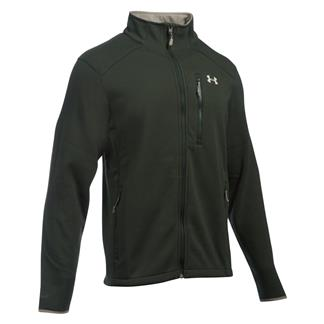 Under Armour ColdGear Granite Jacket Artillery Green / Graystone