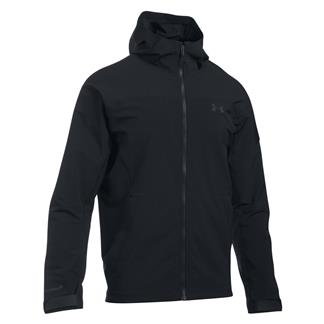 Under Armour ColdGear Tactical Softshell 3.0 Jacket Black / Black