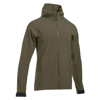 Under Armour ColdGear Tactical Softshell 3.0 Jacket Marine OD Green / Marine OD Green