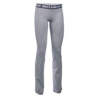 Under Armour Favorite Pants True Gray Heather / Metallic Silver
