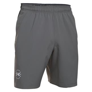 Under Armour Freedom ArmourVent Shorts Black / Red / White