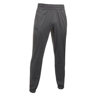 Under Armour Freedom Tricot Pants Carbon Gray Heather / Black