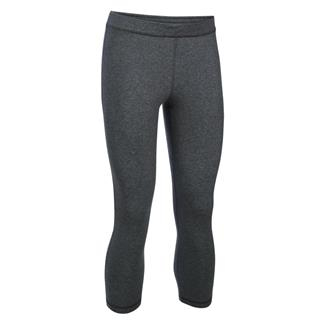 Under Armour HeatGear Freedom Capris Carbon Heather / Artillery