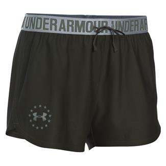 Under Armour HeatGear Freedom Shorts Artillery Green / Mossy Taupe