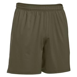 Under Armour HeatGear Tactical Tech Shorts Marine OD Green / Clear