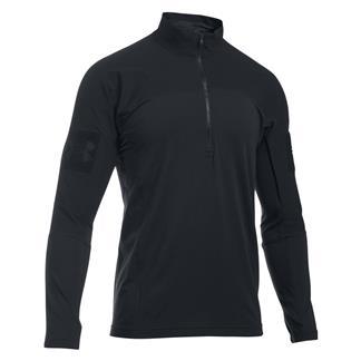 Under Armour Long Sleeve Tactical Combat Shirt 2.0 Black / Black