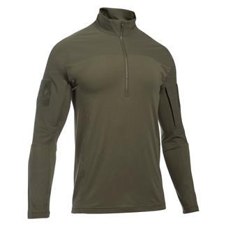 Under Armour Long Sleeve Tactical Combat Shirt 2.0 Marine OD Green / Marine OD Green
