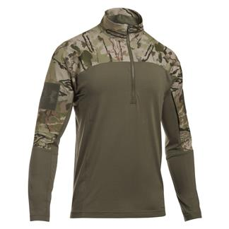 Under Armour Long Sleeve Tactical Combat Shirt 2.0 Ridge Reaper Barren / Marine OD Green Desert Sand
