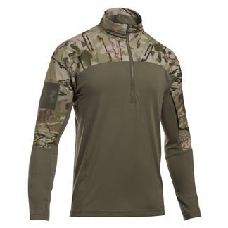 Under Armour Long Sleeve Tactical Combat Shirt 2.0 Ridge Reaper Barren / Marine OD Green Desert Sand