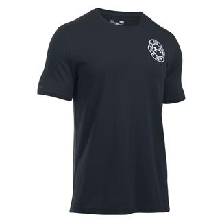 Under Armour Maltese Cross T-Shirt Dark Navy Blue