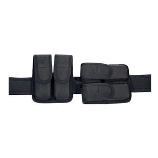 Blackhawk Double Mag Pouch - Staggered Column Black