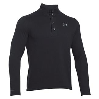 Under Armour Specialist Storm 1/4 Zip Black / Steel