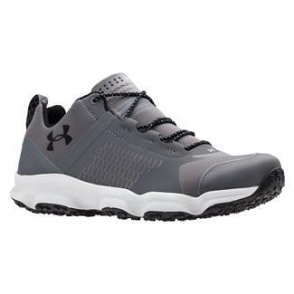 Under Armour Speedfit Hike Low Graphite / Aluminum / Black