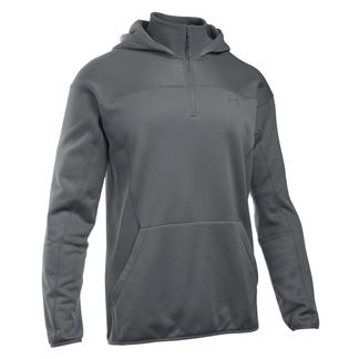 Under Armour Tactical 1/4 Zip Hoodie Graphite / Graphite