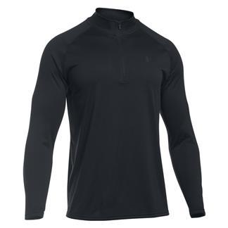 Under Armour Tactical 1/4 Zip Jacket Black / Black