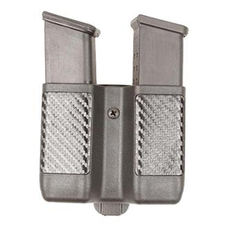 Blackhawk Double Stack Double Mag Case Black Carbon Fiber
